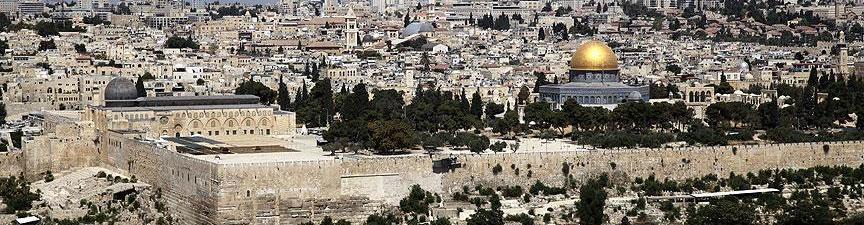MESCİD-İ AKSA TURU
